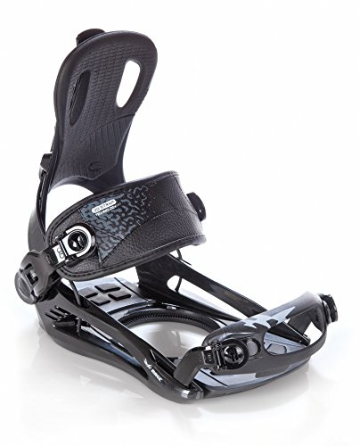 SP FT270 Snowboard Binding helps you ride smarter