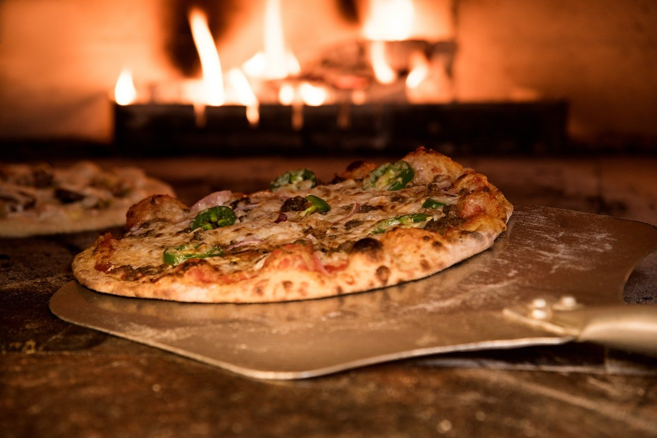 Entertain the easy way by making woodfired pizza