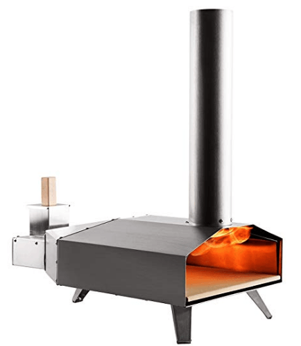 Ooni 3 Portable Wood Pellet Pizza Oven makes pizza the easy way