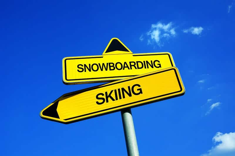 ski or snowboard the easy way