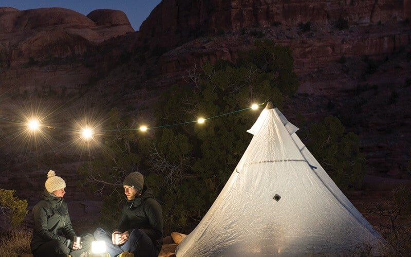 Camping cool gadgets