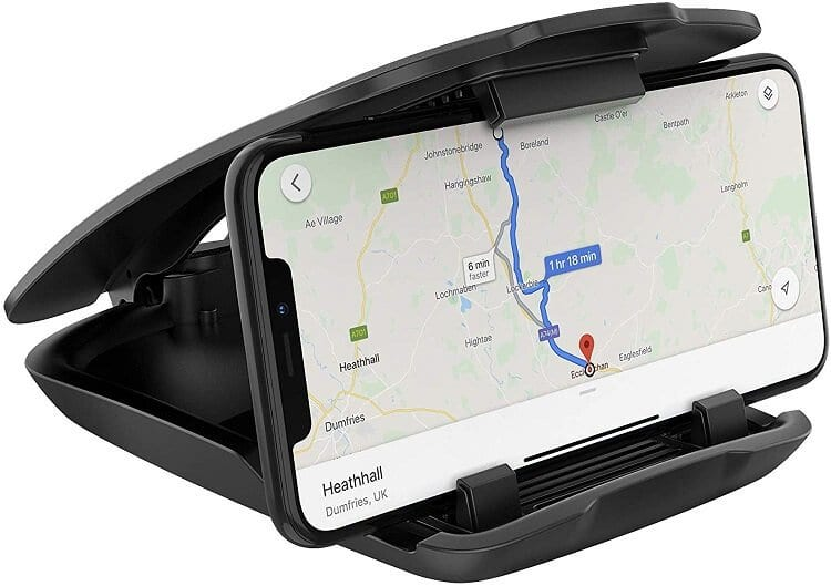 Anokey Cell phone holder is a cool gadget for road trip