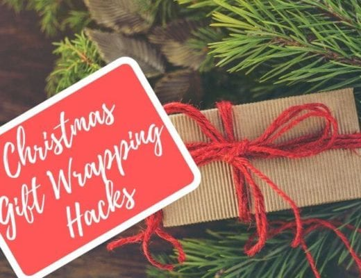 Simple DIY Christmas gift wrapping hacks