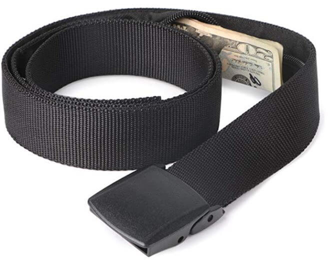 JASGOOD Travel Belt  lazy christmas gift