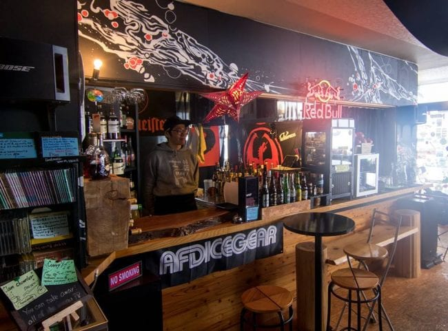 Nozawa Onsen travel tip check out Neo Bar