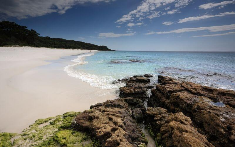Lazy weekend at Cave beach Jervis Bay