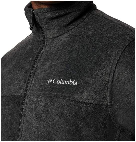 This Columbia Fleece Jumper is perfect for wearing to the snow.