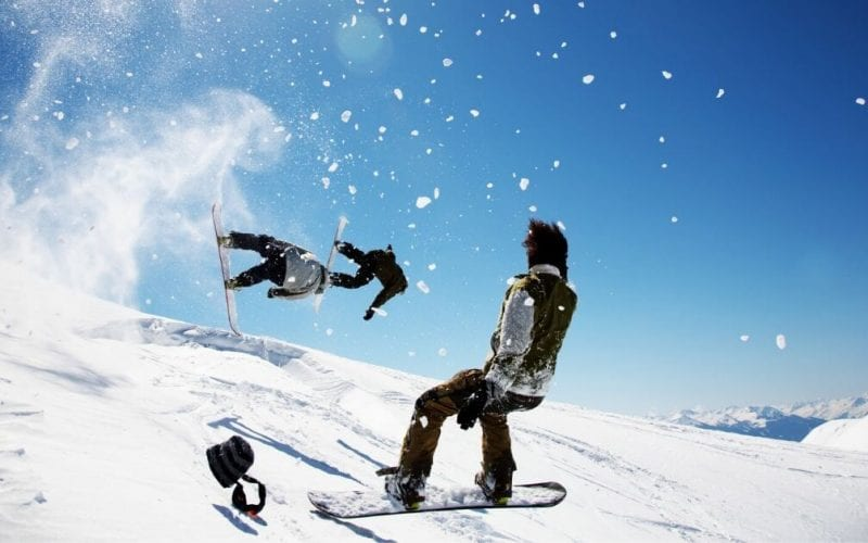Lazy gift ideas for snow riders