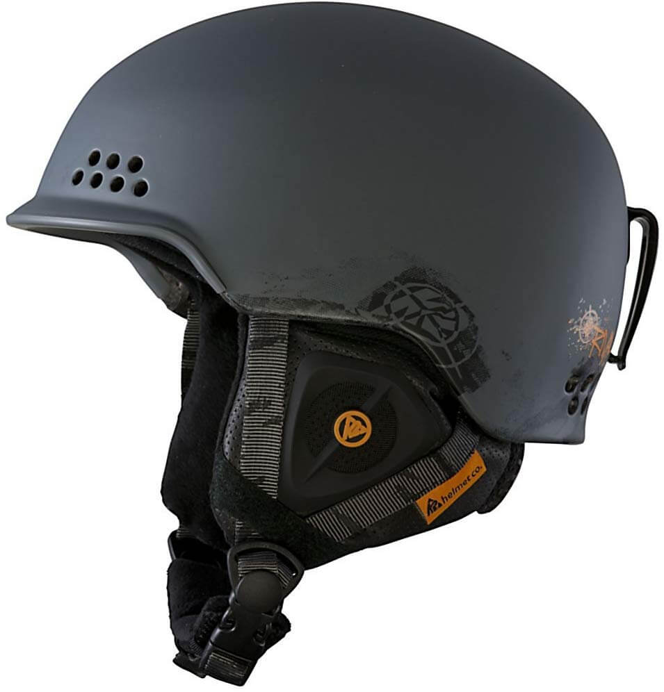 Gift ideas for skiers and snowboarder - check out the K2 Rival Helmet