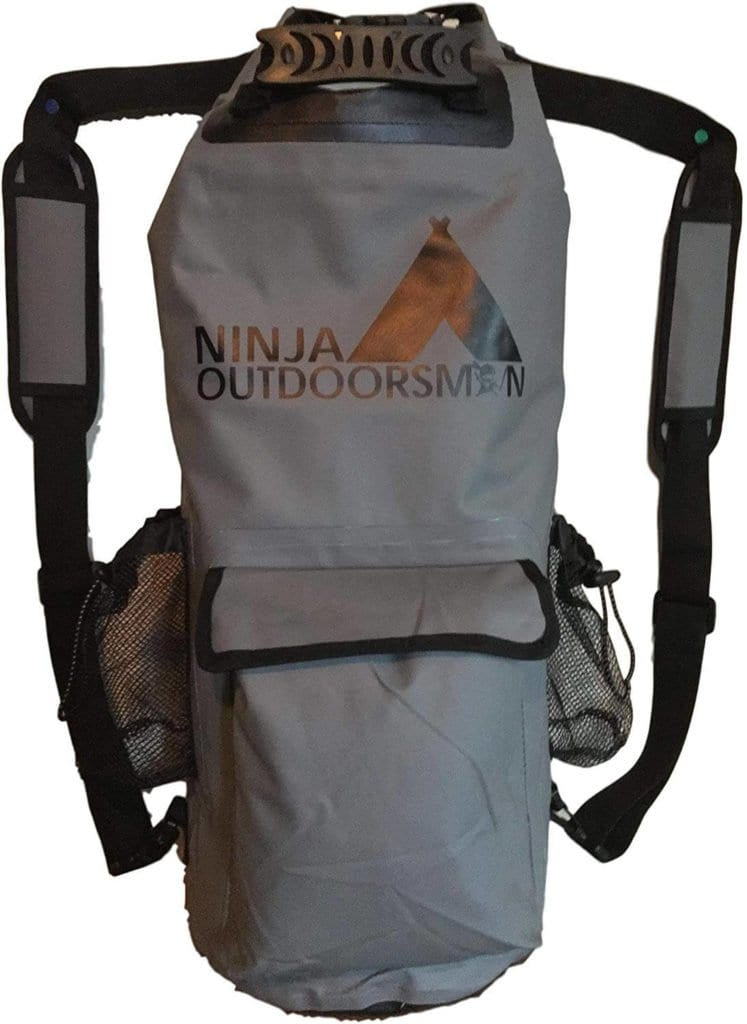 This Ninja Outdoorsman Backpack will make a great gift for snow riders.