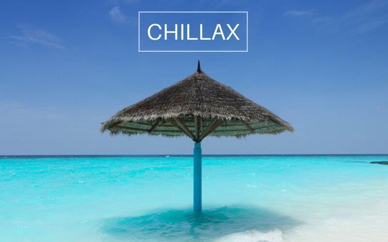 The Lazy Society Chillax Spotify playlist