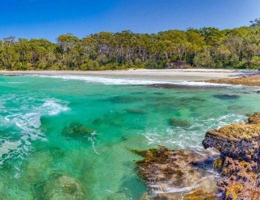 Blenheim Beach review at Jervis Bay