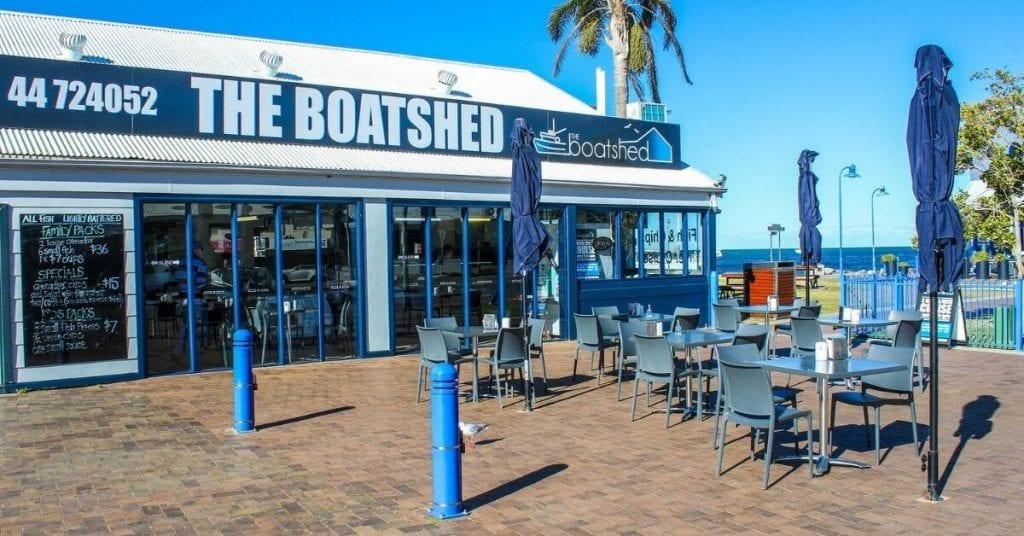 Batemans Bay Innes' Boatshed