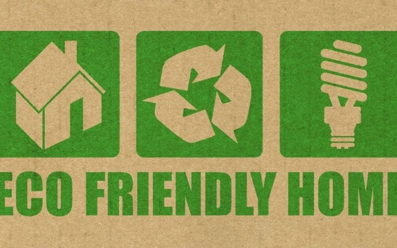 Easy ways to be eco-friendly around your home