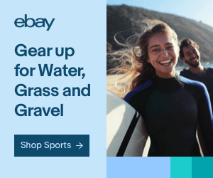 Gear up for sports with eBay